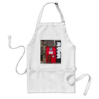 Smallest house in Great Britain Standard Apron