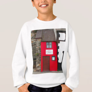 Smallest house in Great Britain Sweatshirt