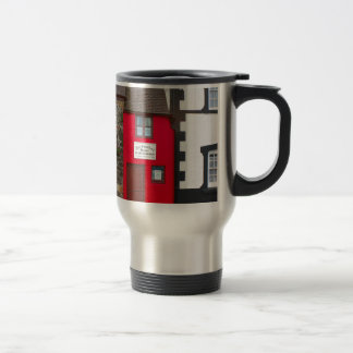 Smallest house in Great Britain Travel Mug