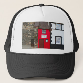 Smallest house in Great Britain Trucker Hat
