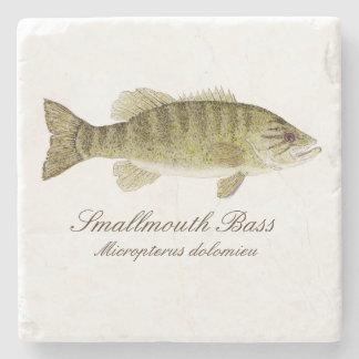 Smallmouth Bass Coaster Stone Coaster