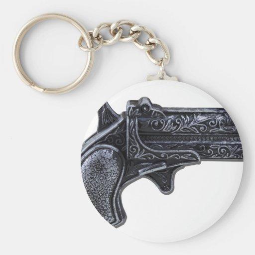 SmallPistol100211 Keychain