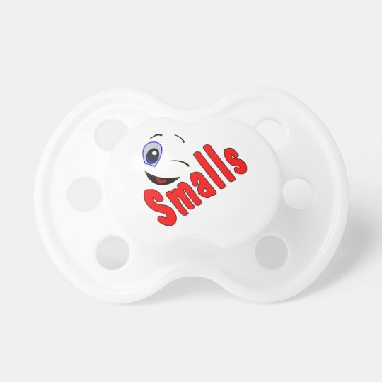 Smalls Collection Baby Pacifiers