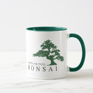 SmallTree. Great Passion. B O N S A I Mug