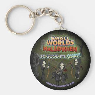 SmallWorlds Halloween Key Chain: Grim Reaper Keychain