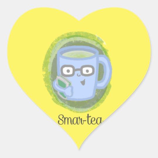 Smar-tea stickers