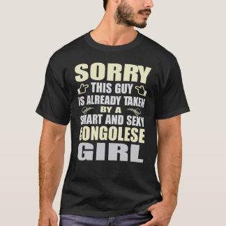 SMART AND SEXY CONGOLESE GIRL T SHIRTS