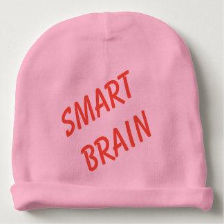 Smart brain baby beanie