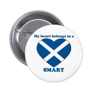 Smart Pinback Buttons