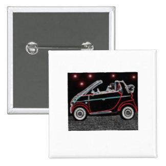 Smart Car 2 Inch Square Button