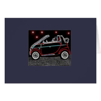 Smart Car Card