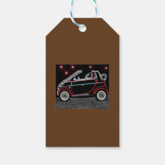 Smart Car Gift Tags