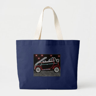 Smart Car Large Tote Bag