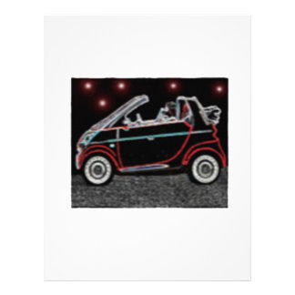 Smart Car Letterhead Template
