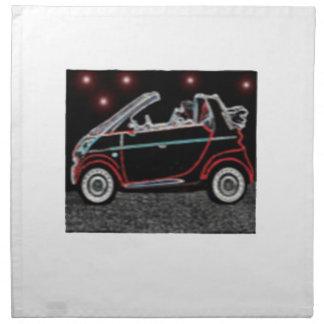Smart Car Napkin