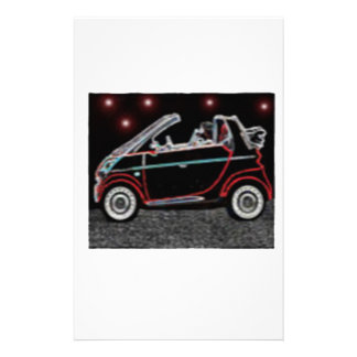 Smart Car Stationery