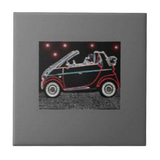 Smart Car Tile