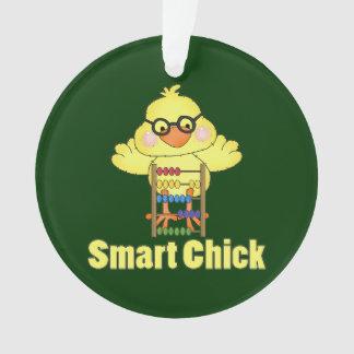 Smart Chicks Ornament