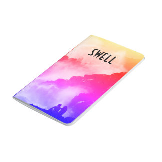 Smart colorful notebook