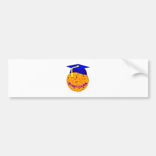 smart cookie bumper sticker