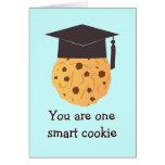 Smart Cookie Graduation Greeting Card