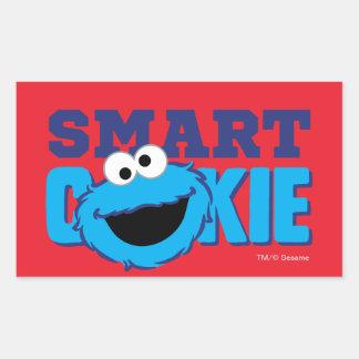 Smart Cookie Monster Sticker