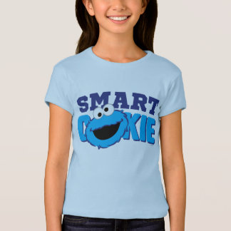 Smart Cookie Monster T-Shirt