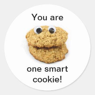 Smart Cookie Stickers