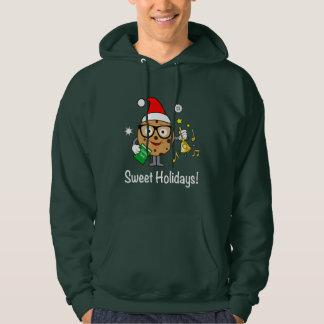 Smart Cookie: Sweet Holidays! Hoodie