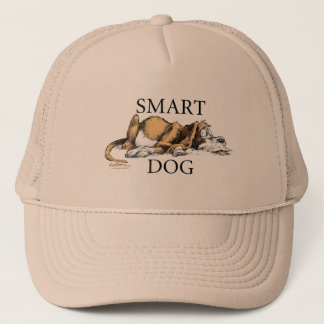 Smart Dog cap