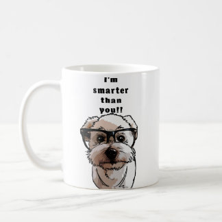 Smart Dog - Cute Dog Collection / Mug