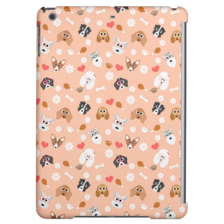 Smart Dogs iPad Air Cover