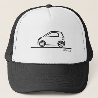Smart Fortwo Side Trucker Hat