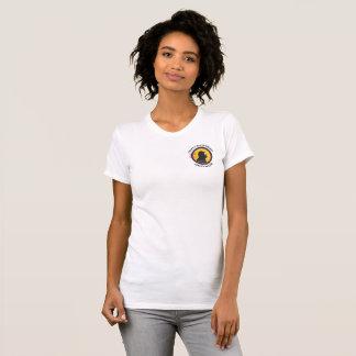 Smart Gear Math Cavewoman STEM Pocket Logo T-Shirt