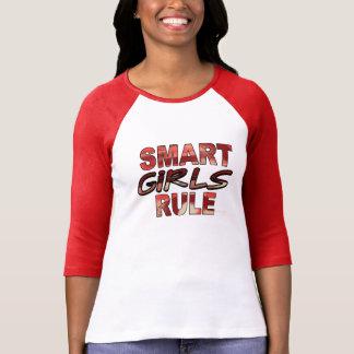 Smart Girls Rule T-Shirt