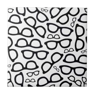 Smart Glasses Pattern Tile
