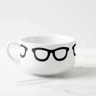 Smart Glasses Soup Mug