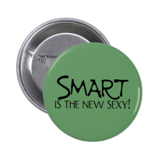Smart is the New Sexy Button