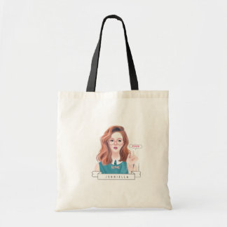 Smart Jennie tote bag