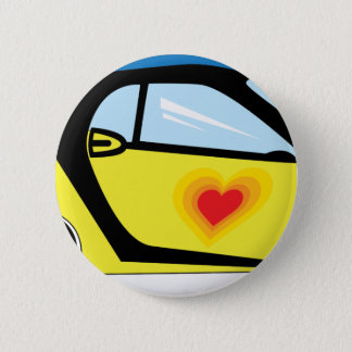 Smart Love 2 Inch Round Button