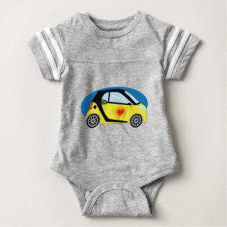 Smart Love Baby Bodysuit