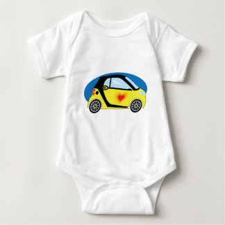 Smart Love Baby Bodysuit