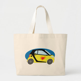 Smart Love Large Tote Bag