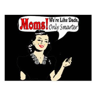 Smart Moms Postcard