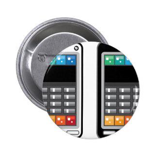 Smart Phone 2 Inch Round Button