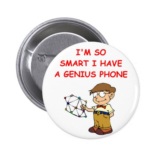 smart phone pinback buttons