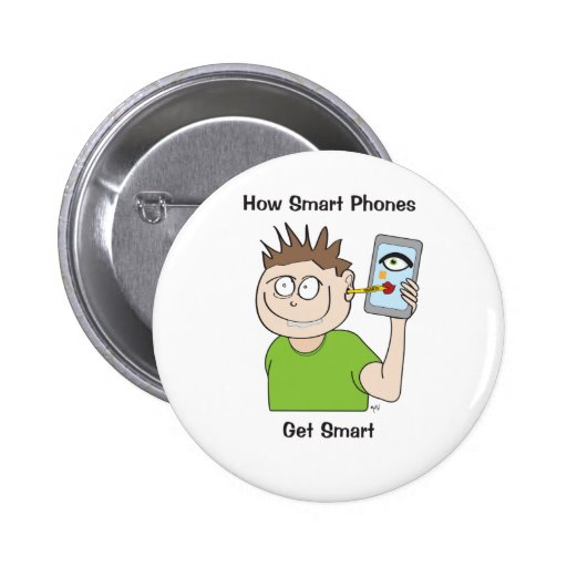 smart-phone buttons