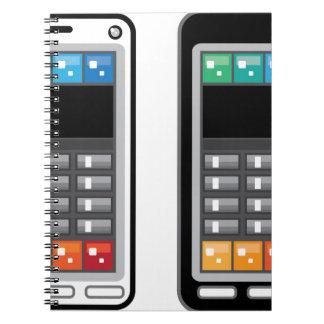 Smart Phone Notebooks