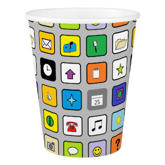 """Smart Phone"" Party Cups"