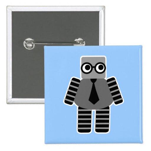 Smart Robot Pins